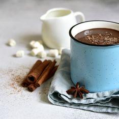 Chocolat chaud : 7 variantes pour se réchauffer cet automne