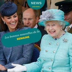 Les bonnes nouvelles de la semaine, spéciales reines : on a des nouvelles d'Elizabeth II