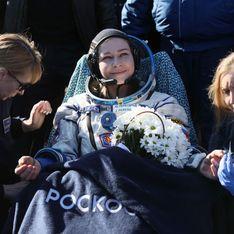 Fin de tournage à l'ISS : la première actrice dans l'espace revient sur Terre