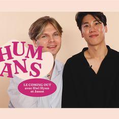 Jason et Hwi Hyun nous rappellent qu' « il n'y a pas qu'un seul coming out possible »