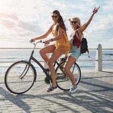 Je bouge à bicyclette (et je galbe mes gambettes !)