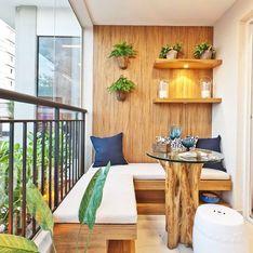 Una terraza a la última: toda la inspiración que necesitas para decorarla