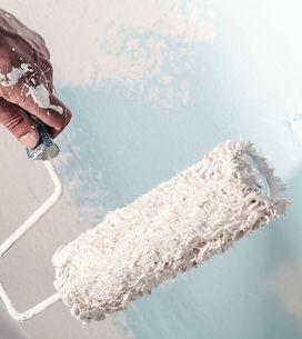 Pintura a la cal, un material sano con propiedades excepcionales