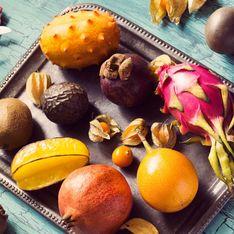 Frutas exóticas: un delicioso y saludable manjar