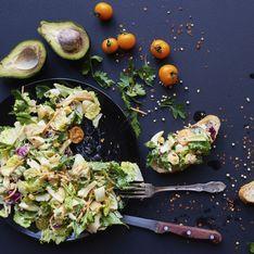 C'est pas compliqué de manger équilibré, la preuve...