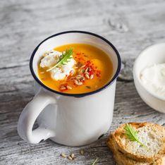 Soupes, potages, veloutés : je me régale en toute légèreté