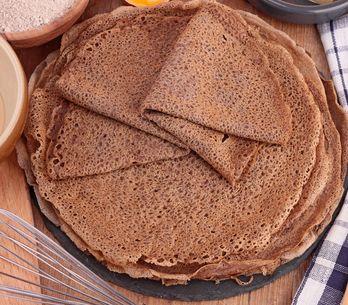 Crêpes de sarrasin (ou galettes de blé noir), je maîtrise comme une cheffe !