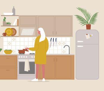 Ces aliments indispensables à toujours avoir dans son frigo, son placard et son congélo