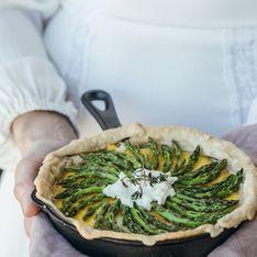 Les asperges en 15 recettes faciles et funky