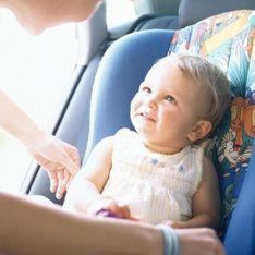 Galère, mon enfant est malade en voiture … comment le soulager ?