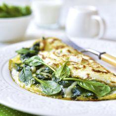 Comment réussir une omelette parfaite (en cassant des oeufs) ?