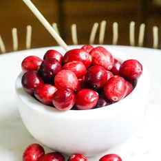 Les cranberries, ces baies acidulées à consommer plus souvent