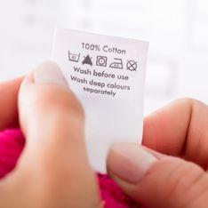 Come leggere i simboli sulle etichette dei vestiti per non rovinarli!