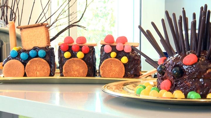 Des Gâteaux Danniversaire épatants Pour Enfant