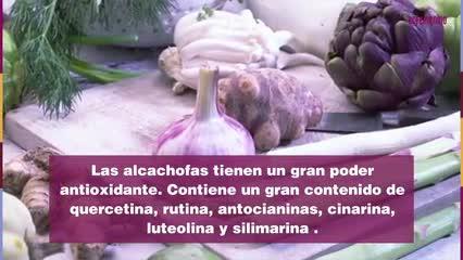 Alcachofa para bajar de peso test