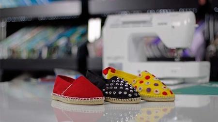 official photos 805bf e3699 Selbstgemacht! Espadrilles-Schuhe kreativ selber machen
