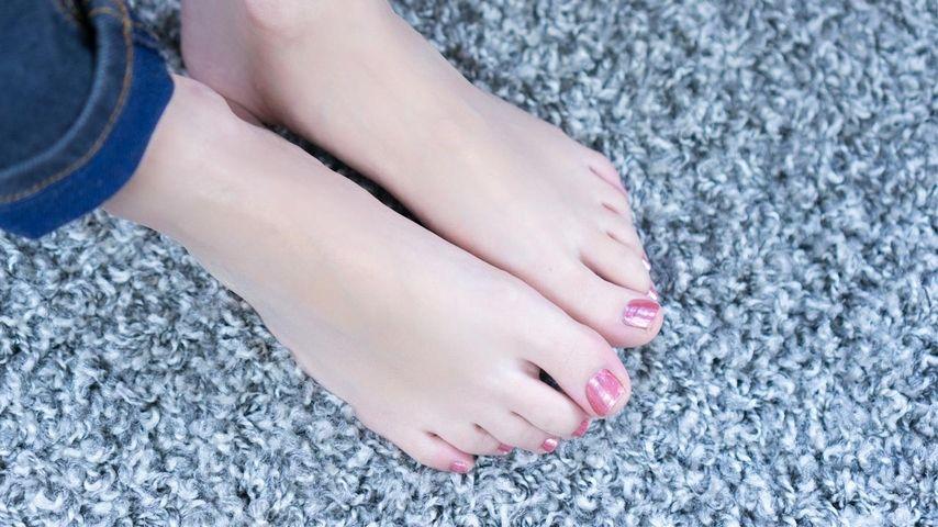 Füße geile mädchen Geile Füße
