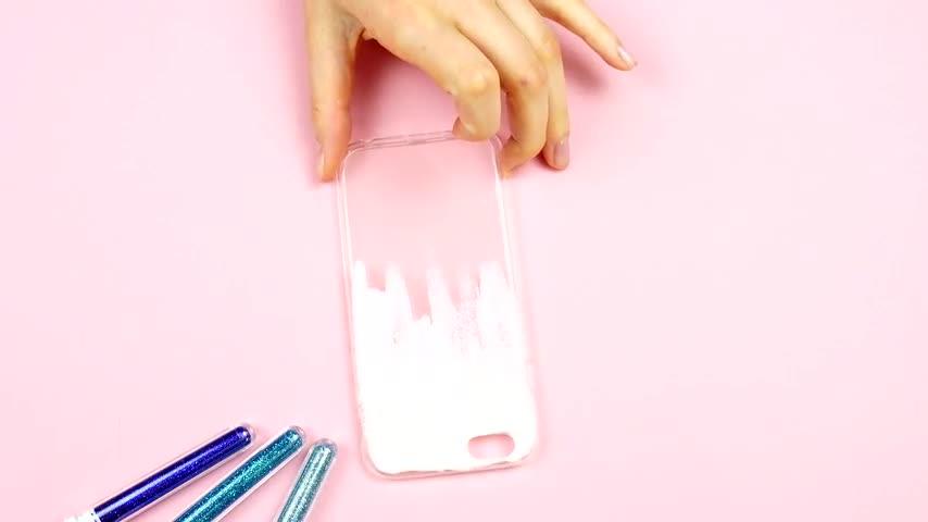 Bling Bling Fürs Smartphone Handy Glitzerhülle Selber Machen So Geht S