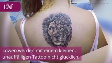 Wie finde ich ein tattoo das zu mir passt