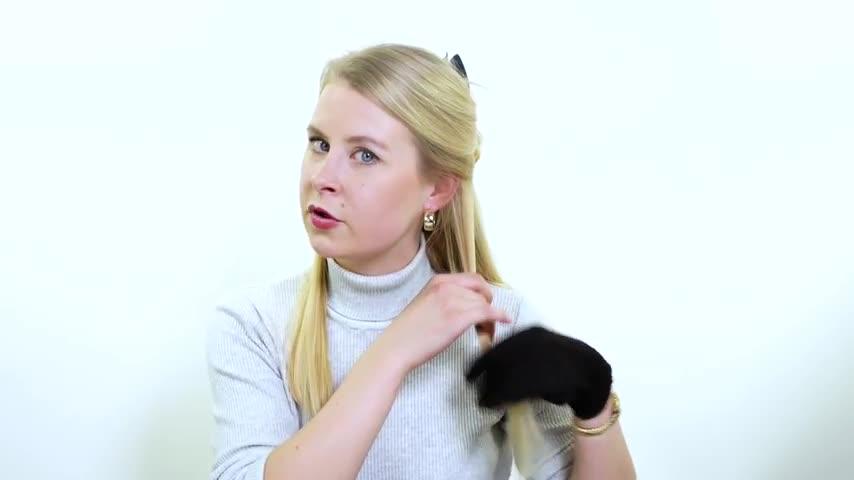 Dauerwelle kurze haare bob