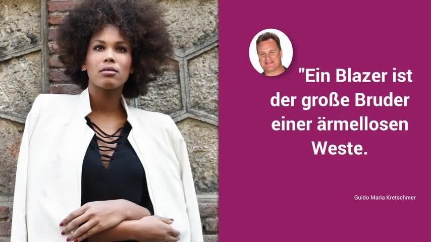 new product 7909b 9f158 Tipps von Guido: DIESE 5 Mode-Klassiker sollte jede Frau ...